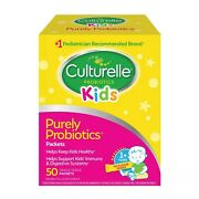 Culturelle Kids Packets Daily Probiotic -lotandnbsp 5 Boxes +1 Free Exp 11/2021