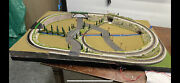 N Scale Starter Layout 30 X 46andldquo Code 80 Track 1 Inch Sty Board