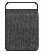Vifa Oslo Compact Rechargeable Bluetooth Portable Speaker Anthracite Grey