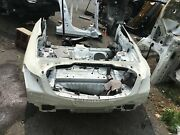 Mercedes C43 W205 Conv Amg Rear Body Trunk Structural Metal Center 17 - 20 @7