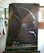 Vinyl Double Sided 95 X 60 Movie Poster Maleficent And Frozen