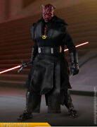 Hottoys Dx18 1/6 Scale Star Wars Darth Maul Action Figure Collectible In Stock