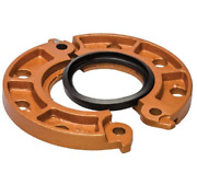 Victaulic L024641pe0 Flange Adapter 2-1/2 Painted 641 E Gasket F/grooved Copper