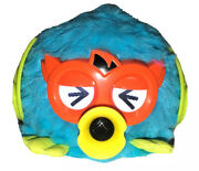 Hasbro Furby Party Rockers Critter Electronic Interactive Pet Toy Blue Tested