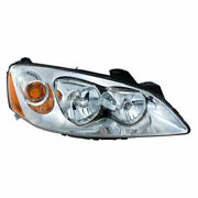 Headlight Front Lamp For 05-10 Pontiac G-6 W/o Ctf Package Right Passenger