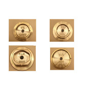 F57249 Set Of 4pcs Metal Watch Movement Holder For E2000 2671 2035 2892 2824