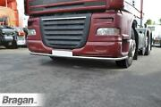 To Fit Mitsubishi Fuso Super Great Under Bumper Bar Stainless Steel Low Truck