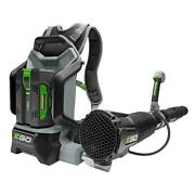 Backpack Cordless Leaf Blower Powerful 3 Speed Jet Engine Propelled Lawn Garden