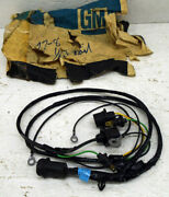 Nos 1977-78 Chevy Gmc Candk 123 Fleet-side Rear Harness Unit Tail And Stop Lamp