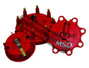 Msd Ignition 84085 Large Ford Cap And Rotor Kit 8408/8423