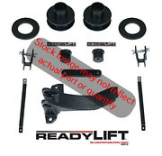 Readylift 66-2516 Leveling Kit With Track Bar Bracket For F350/f450 4wd