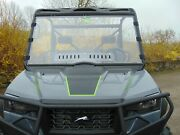2020+ Arctic Cat Prowler Pro Mr10 Scratch Resistant Lexan Windshield With Vents