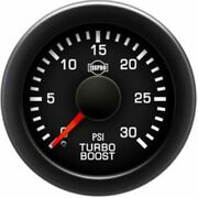 Isspro R17133 2-1/16 Turbo Boost Gauge Kit - 0-30 Psi, For Dodge And Ford New