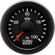 Isspro R17433 2 1/16 Turbo Boost Gauge Kit - 0-100 Psi, For Dodge And Ford New