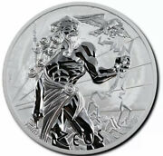2020 Tuvalu Gods Of Olympus Zeus 1oz Silver Coin Only 13500 Minted