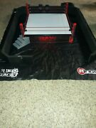 Wwe Raw Main Event Wrestling Ring Mattel Elite Action Figure Authentic Scale
