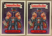 Abner Cadabra And Magic Mike 69a/b Garbage Pail Kids 35th Anniversary 2020 Topps