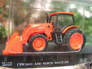 Chicago And North Western 279-3186 Kubota Front End Loader Cnw 11322 New In Box