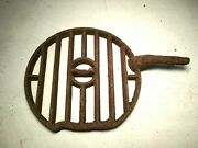 Pot Belly Cast Iron Stove Or Round Oak Style Shake Grate