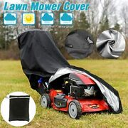 Lawn Mower Tractor Snowblower Uv Protection Shade Cover Garden Waterproof 191x67