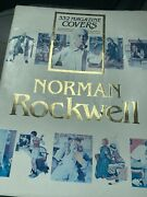 Vintage Norman Rockwell 332 Magazine Covers Coffee Table Book