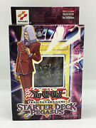 Brand New Mint Yugioh Pegasus Starter Deck Trading Cards Collectible