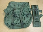 Genuine Us Army Military Alice Lc-2 Medium Combat Field Pack New With Kidney Pad