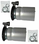 2pc Rear Air Suspension For Lincoln Navigator 5.4l Ford Expedition 07-13 W/ Seal