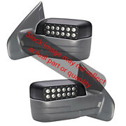 2009-2014 Fits D Raptor And F150 Oracle Lighting Off-road Led Mirror Caps 5752-001