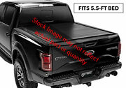 Retrax 90370 Powertraxpro Mx Retractable Tonneau Cover For Ford F-150 W/5.5and039 Bed
