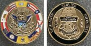 Us Customs And Border Protection Agriculture Specialist Coin Hsi Fbi Ice Cbp Dea