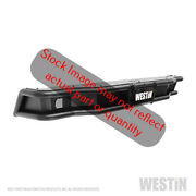 Westin Automotive Products 58-81045 Textured Black Bumper, 1 Pack