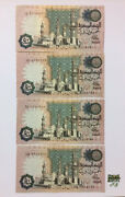 Egypt , Banknote , 50 Piasters , Full Set Of 16 Pcs , 1981-1983 , P 55a-b