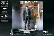 Hot Toys The Dark Knight 1/6 The Joker Bank Robber 2.0 Exclusive Mms249 Misb