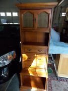 Vintage Ge Vertical Stereo Console Model A501h