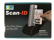 Driver License Scanner With Age Verification W/scan-id Full Version For Windows