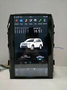 Android Gps Bluetooth Radio Stereo Car Player W/ Camera For Toyota Landcruiser