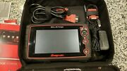 Snap-on Solus Edge Eesc320 V15.2 Automotive Scan Tool Very Nice, W/ Case, Cord