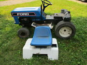 Ford Yt16h Lawn Tractor