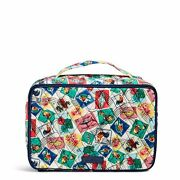 Nwt Vera Bradley Large Blush And Brush Makeup Case In Stamps 15690 H06 Co
