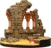 Fenryll Buidling 28mm Gothic Church Ruins Pack New