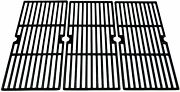 3 Cast Iron Cooking Grid Set For Char Broil Gas2coal Grill Nexgrill 2 Burners