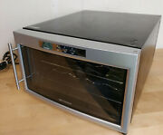 Emerson Fr24sl 8 Bottle Wine Cooler Cellar Fridge Thermoelectric Working Tested