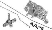 Oer Right Hand Door Latch With Rods And Relay 1967-1971 Chevy And Gmc Trucks