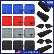 12v 5v Heated Car Seat Cover Protector Front Rear Seat Pad Chair Cushion 3