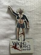 Wrong Turn 2 Dead End Movie Magnet From 20th Century Fox