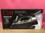 Chi Steam Iron For Clothes With Titanium Flat Iron Technology 1020