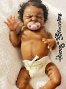 Miracle Doll Kit By Laura Lee Eagles Ethnic Biracial Aa Baby Lyric Heartbeat