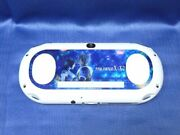Playstation Vita Console Confirmed To Work Pch-2000 Final Fantasy X/x-2