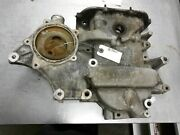 96t001 Timing Cover With Oil Pump 1990 Chrysler New Yorker 3.3